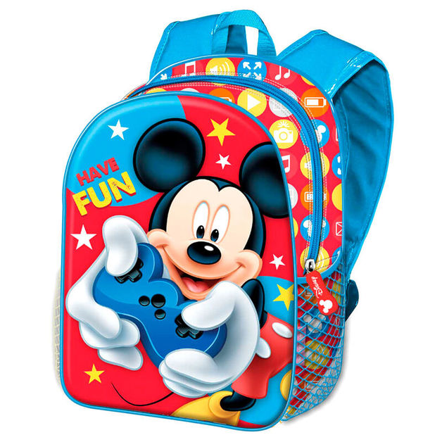 Disney: Mickey Mouse - 3D Backpack (31cm)