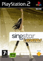 SingStar Legends (Game Only) for PlayStation 2