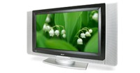 Acer AT3201W 32 WIDESCREEN LCD TV 1366x768 550cd/m2 800:1 16.7m 12ms Grey to Grey image