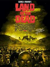 Land Of The Dead on DVD