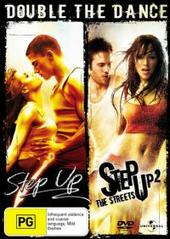 Step Up / Step Up 2: The Streets - Double The Dance (2 Disc Set) on DVD