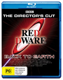Red Dwarf: Back To Earth on Blu-ray