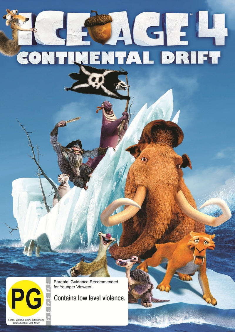 Ice Age 4: Continental Drift | DVD | In-Stock - Buy Now ...