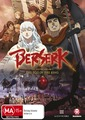 Berserk Movie 1 - The Egg of the King on DVD