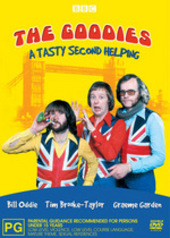 The Goodies - A Tasty Second Helping (Vol 2) on DVD