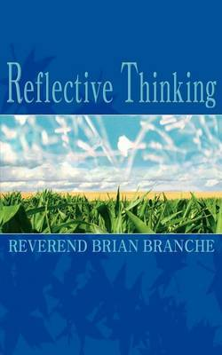 Reflective Thinking by Reverend Brian Branche image