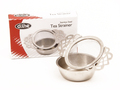 Stainless Steel Vintage Tea Strainer with Drip Bowl