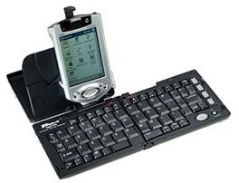 Targus Universal Wireless PDA Keyboard image