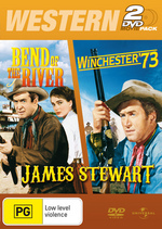 Western 2 DVD Movie Pack (Bend Of The River / Winchester '73) (2 Disc Set) on DVD