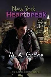 New York Heartbreak by M A Grace image