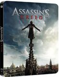 Assassin's Creed (4K UHD + Blu-ray) DVD