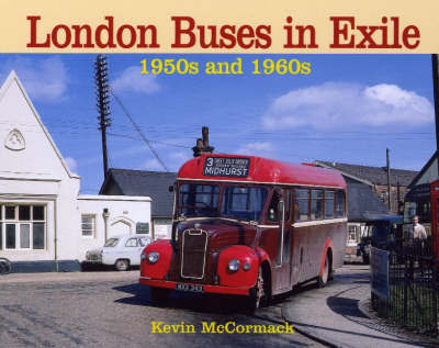 London Buses in Exile by Kevin McCormack image