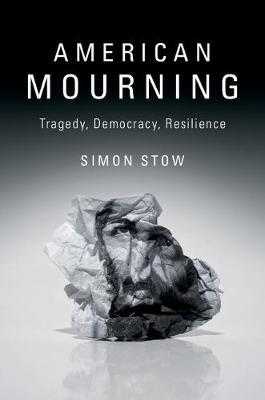 American Mourning by Simon Stow image