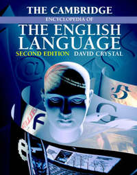 The Cambridge Encyclopedia of the English Language by David Crystal image