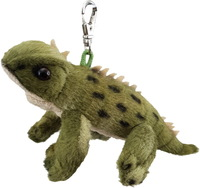Antics: Tuatara Keyclip - Small Plush
