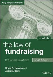 The Law of Fundraising by Bruce R Hopkins