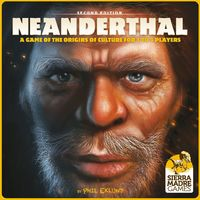 Neanderthal: Second Edition - Board Game
