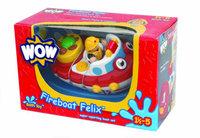 WOW Toys - Fireboat Felix