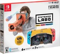 Nintendo Labo: VR Kit Starter Set + Blaster for Switch