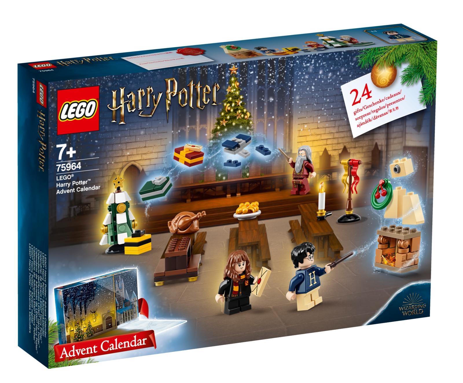 LEGO Harry Potter - 2019 Advent Calendar (75964) image