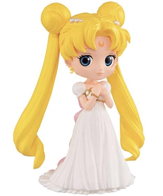 Q Posket Petit: Sailor Serenity - PVC Figure