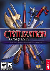 Civilization III: Conquests for PC Games