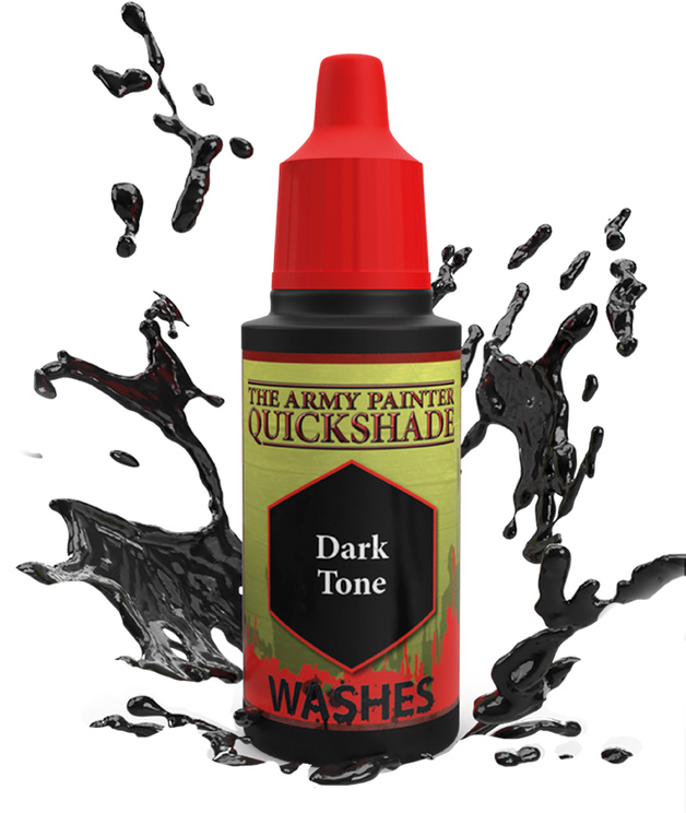 Army Painter: Warpaints - Dark Tone Wash