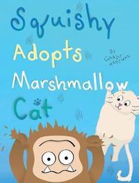 Squishy Adopts Marshmallow Cat by Grady Hartman