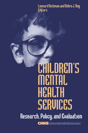 Children's Mental Health Services image