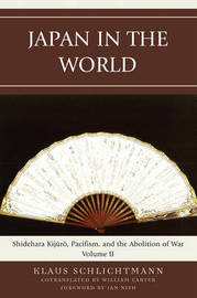 Japan in the World by Klaus Schlichtmann image