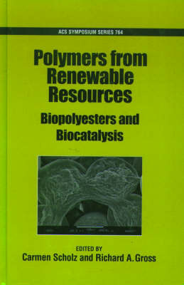 Polymers from Renewable Resources image