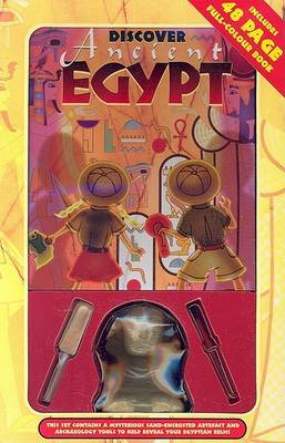 Amazing Fun Box: Discover Ancient Egypt by Hinkler Books image