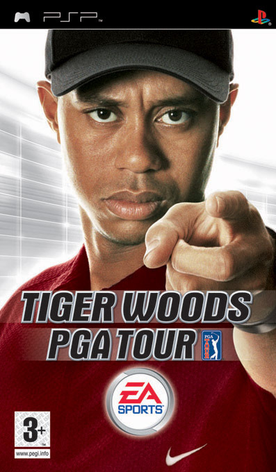 Tiger Woods PGA Tour for PSP
