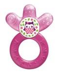 MAM Cooler Teether (Pink)