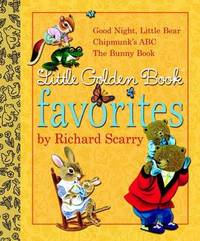 LGB:Little Golden Books Favorites (3 in 1) by Richard Scarry