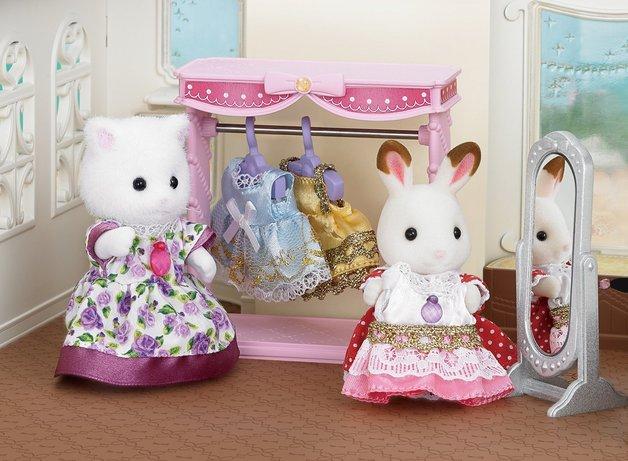 Sylvanian Families: Dressing Area Set
