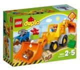 LEGO DUPLO: Backhoe Loader (10811)