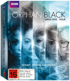 Orphan Black: Series One - Four Box Set on Blu-ray