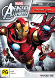 Avengers Assemble: The Mad Titan DVD