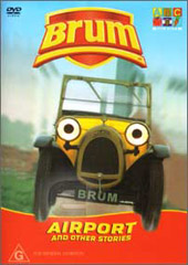 Brum - Airport Adventures & Other Stories on DVD