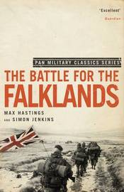 The Battle for the Falklands by Simon Jenkins
