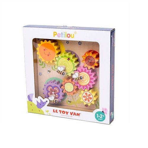 Le Toy Van: Gears & Cogs Busy Bee image