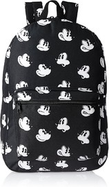 Disney: Mickey Face - Quick Turn Backpack