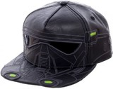 Star Wars: Rogue One - Death Trooper PU Snapback Cap