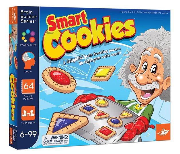 Smart Cookies - Creative Puzzle