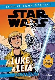 Star Wars a Luke & Leia Adventure by Cavan Scott