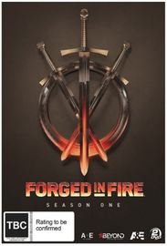 Forged In Fire: Season One on DVD