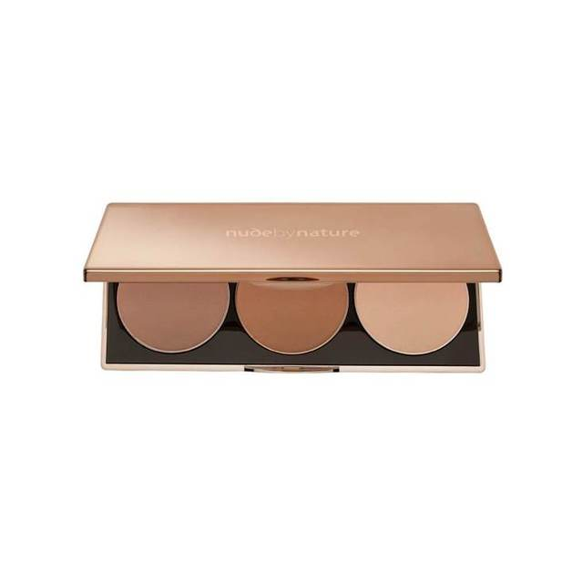 Nude By Nature Contour Palette (3X4g)