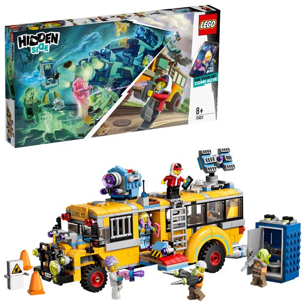 LEGO Hidden Side: Paranormal Intercept Bus 3000