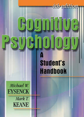Cognitive Psychology: A Student's Handbook by Michael W. Eysenck image